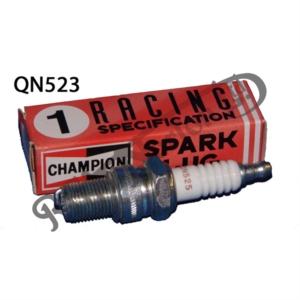 CHAMPION QN523 PLATINUM RACE SPARK PLUG, 14 X 19MM
