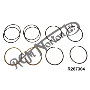 850 PISTON RING SET +40 COMPLETE