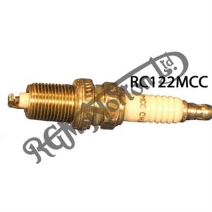CHAMPION RC12MCC PLATINUM ROAD SPARK PLUG, 14 X 19MM