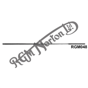 "REAR BRAKE OPERATING ROD 1/4"" X 26 TPI. 18 3/4"" LONG"