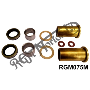 FORK TOP/BOTTOM BUSH & OIL SEAL KIT WITH EXTENDED BUSHES