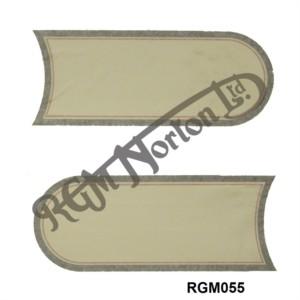 MANX PIN STRIPE DECAL, SMALL D (PR)