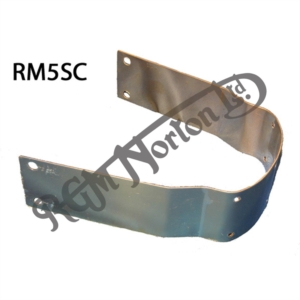 FRONT MUDGUARD FLAT STAY FOR COMMANDO