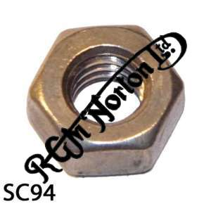 "5/16"" WHIT NUT FOR TYRE SECURITY BOLT"