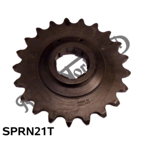 "COMMANDO GEARBOX SPROCKET 21 TEETH 5/8"" X 3/8"""