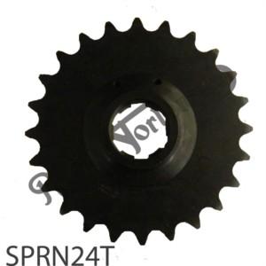 """COMMANDO GEARBOX SPROCKET 24 TEETH 5/8"""" X 3/8"""""""