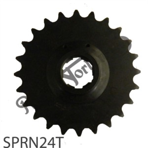 "COMMANDO GEARBOX SPROCKET 24 TEETH 5/8"" X 3/8"""