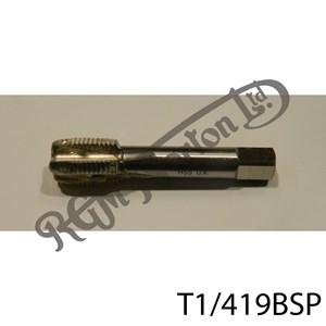 """1/4"""" X 19 BSP HIGH SPEED STEEL TAP"""