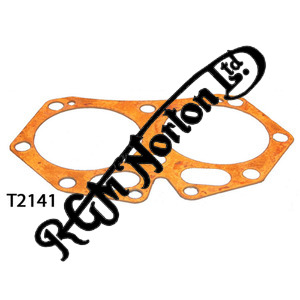 500,600 & 650 COPPER HEAD GASKET WITH SPIGOTED BARRELS
