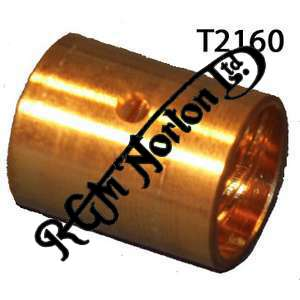 TWIN CYLINDER SMALL END BUSH, INTERFERENCE FIT (1)