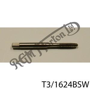 "3/16"" X 24 BSW HIGH SPEED STEEL TAP"