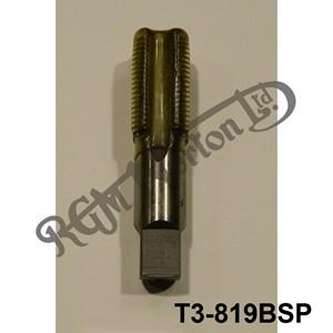 """3/8"""" X 19 BSP HIGH SPEED STEEL TAP"""