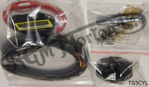 TRI-SPARK ELECTRONIC IGNITION KIT TRIDENT & ROCKET THREE (WITHOUT BLACK BOX)