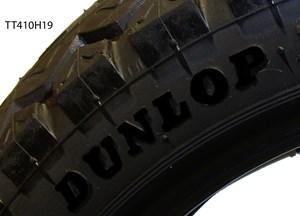 DUNLOP K81 TT100 TYRE 4:10X19