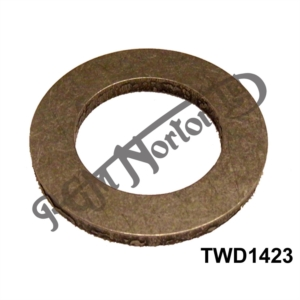 HARDENED STEEL THRUST WASHER 36MM X 22.5MM X 3MM FOR BELT DRIVE
