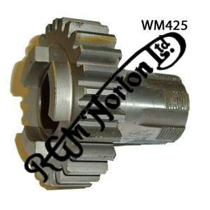 WIDE RATIO MAINSHAFT FOURTH 25 TEETH