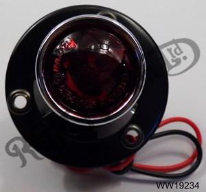 VINTAGE LUCAS MT211 REAR LAMP