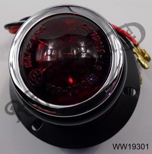 VINTAGE LUCAS MT110  REAR LAMP