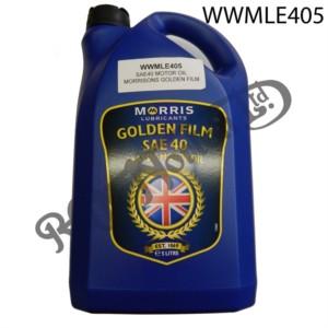 GOLDEN FILM SAE40 CLASSIC MOTOR OIL