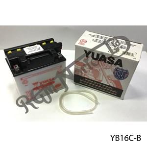 BATTERY YUASA YUMICRON, YB16C-B