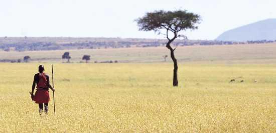 A Royal Engagement in Kenya