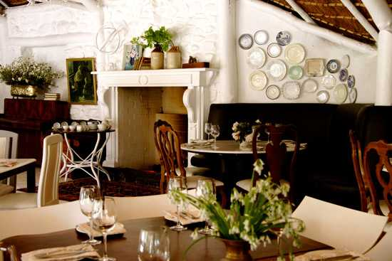 Towerbosch Restuarant