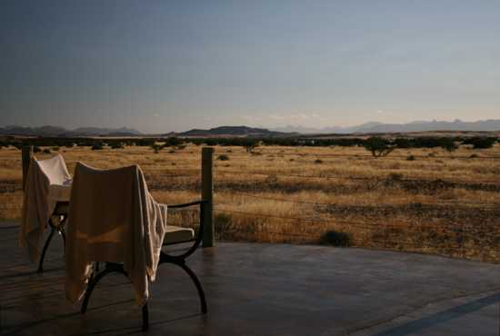Damaraland camp site, Namibia