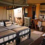 Singita is an exclusive-use mobile tented camp