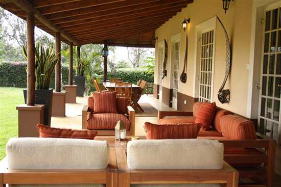 Stay at Legendary Lodge in Arusha, Tanzania