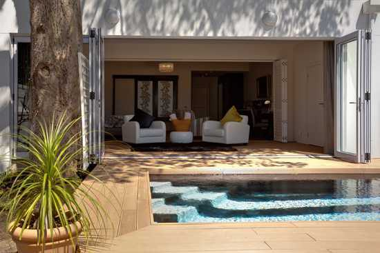 Take a dip in the tempting pool