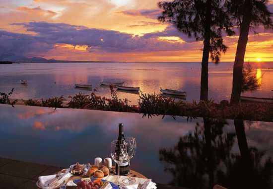 Romanticismo en Isla Mauricio