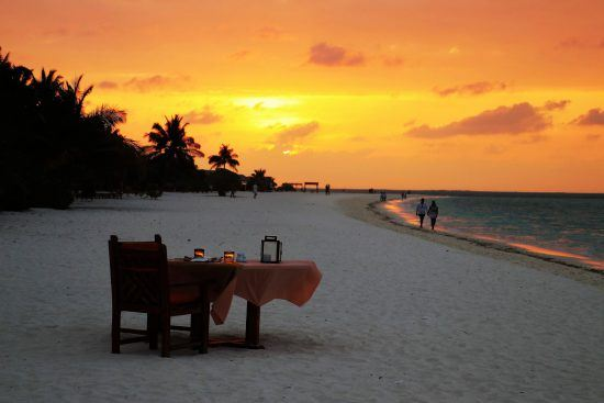 Spend quality time in the Maldives