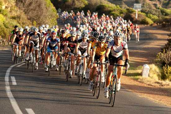 Cape Argus Pick 'n Pay Cycle Tour