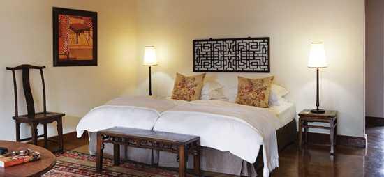 Standard Room at Spier Hotel