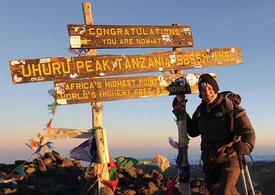 Climb Mount Kili