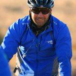 David Ryan riding for Rhino Africa