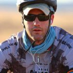 Boyd Varty riding for Londolozi Game Reserve