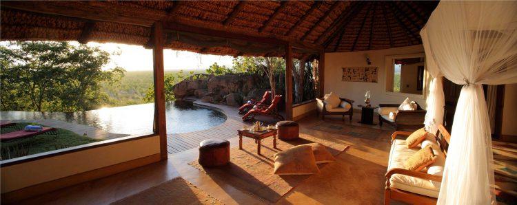 Elsa's Kopjie Camp in Kenia