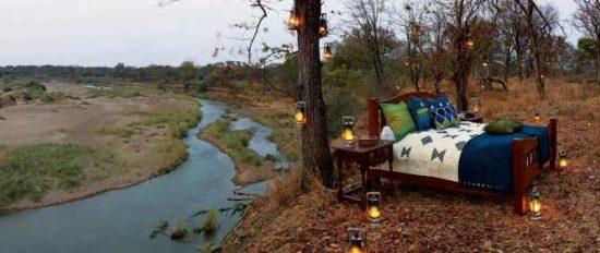 Singita Pamushana Lodge combines nature and luxury in complete harmony