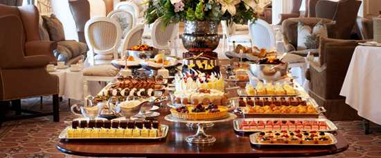 Indulge with the kiddies at The Mount Nelson in Cape Town
