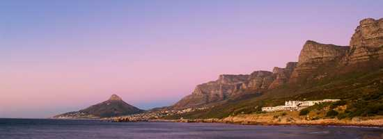 The spectacular views of the 12 Apostles