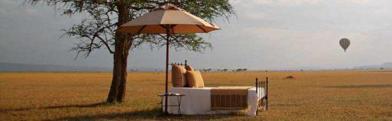 Singita Tented in Tanzania
