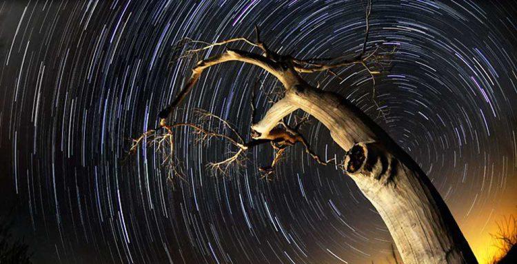 Sternbeobachtung in der Sossusvlei