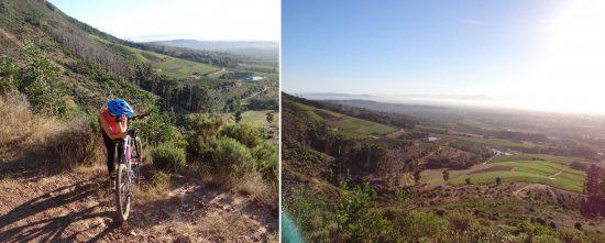 South Africa's Big 5 Mountain Bike Trails