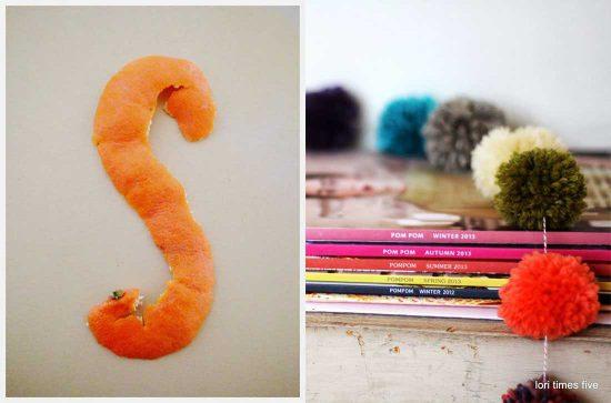Orange-and-Pom-Pom