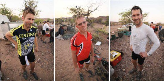 The Rhino Africa Mountain Biker Tribe