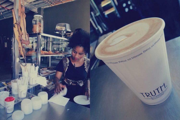 Truth Coffeeshop in Kapstadt