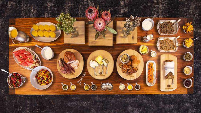 Frische und selbstgebackene Köstlichkeiten im MannaBay