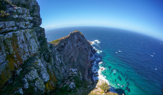 Cape Town has plenty of striking views