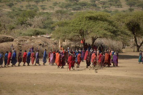 The Maasai at Ngorongoro Crater Lodge